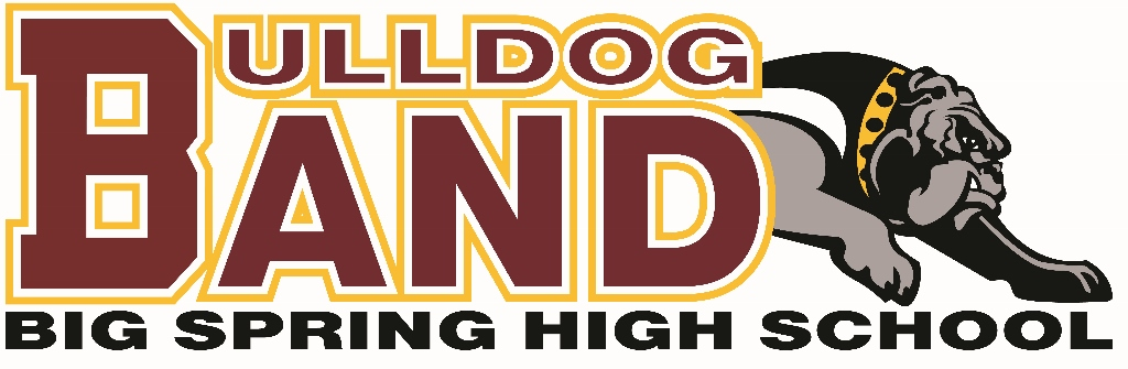 Logo for Big Spring High School Music Department